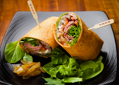 Roast Beef Roll-Up